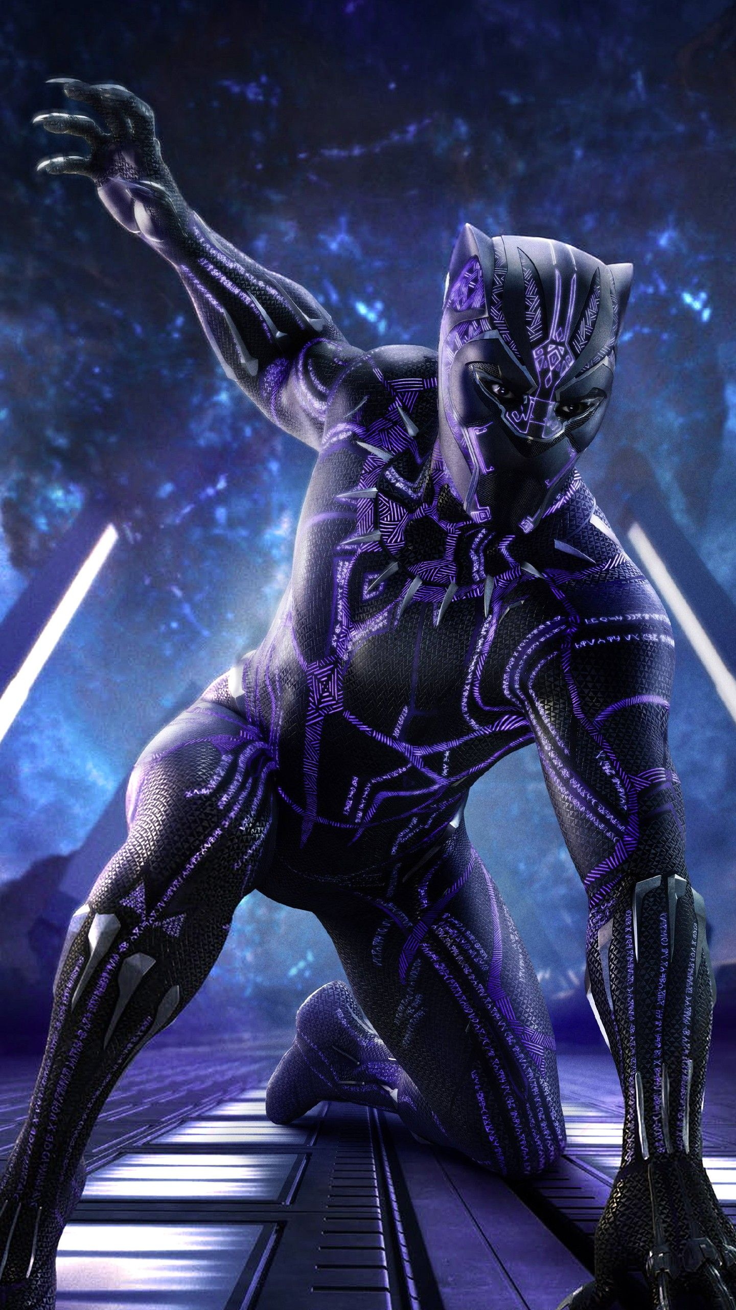1440x2560 Black Panther Marvel HD Wallpaper 73+ images | 4 Wallpaper