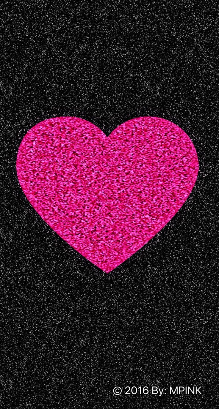 736x1377 HD Widescreen Backgrounds, 9414-CES) Pink And Black Glitter ...