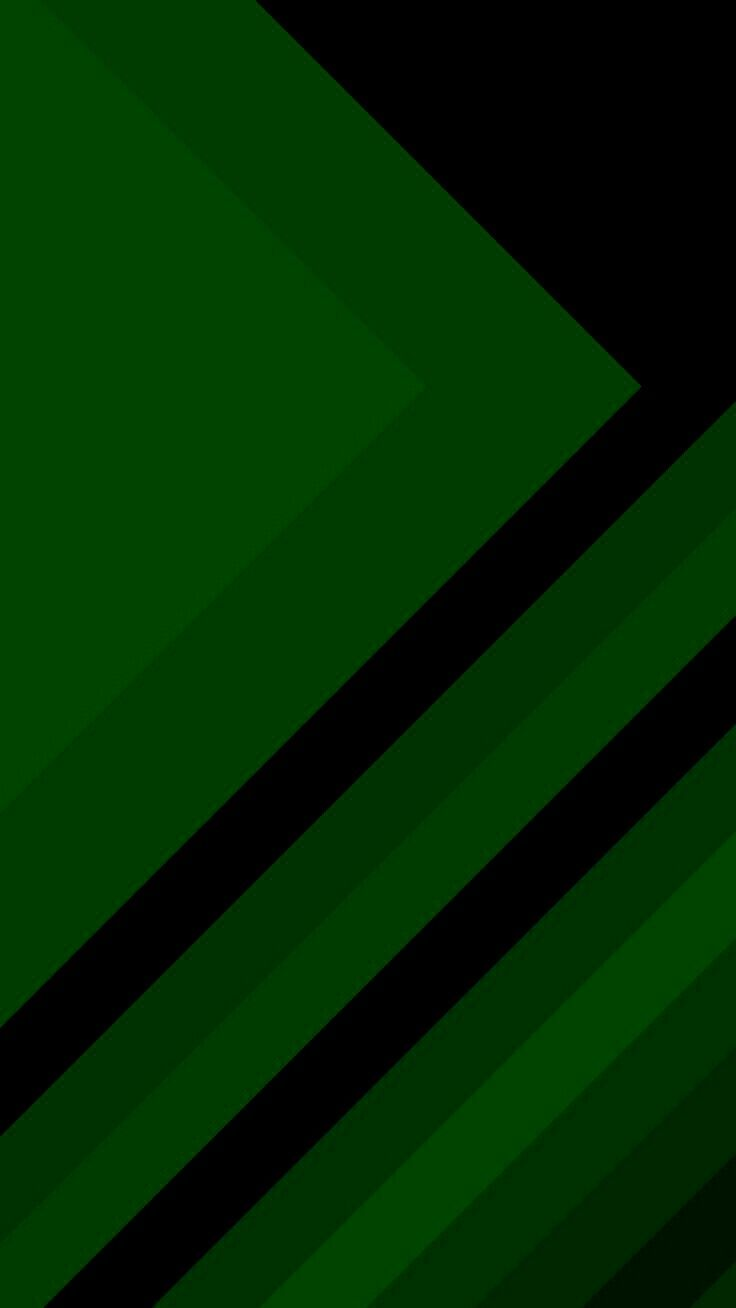 736x1308 Green and Black Abstract Wallpaper   *Abstract and Geometric ...