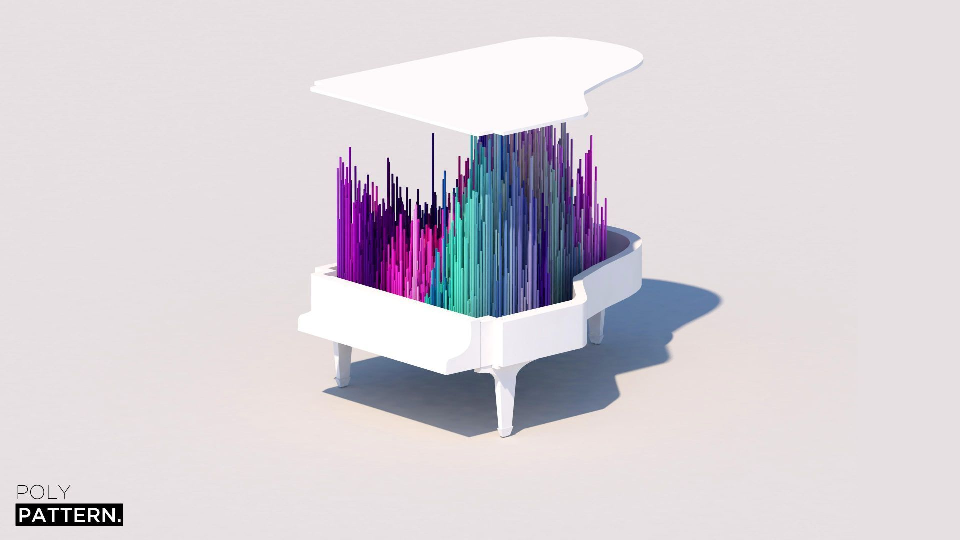 1920x1080 piano, 4k, 5k, iphone wallpaper, low poly, abstract ...