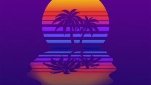 Synthwave Phone Wallpapers – Top Free Synthwave Phone Backgrounds