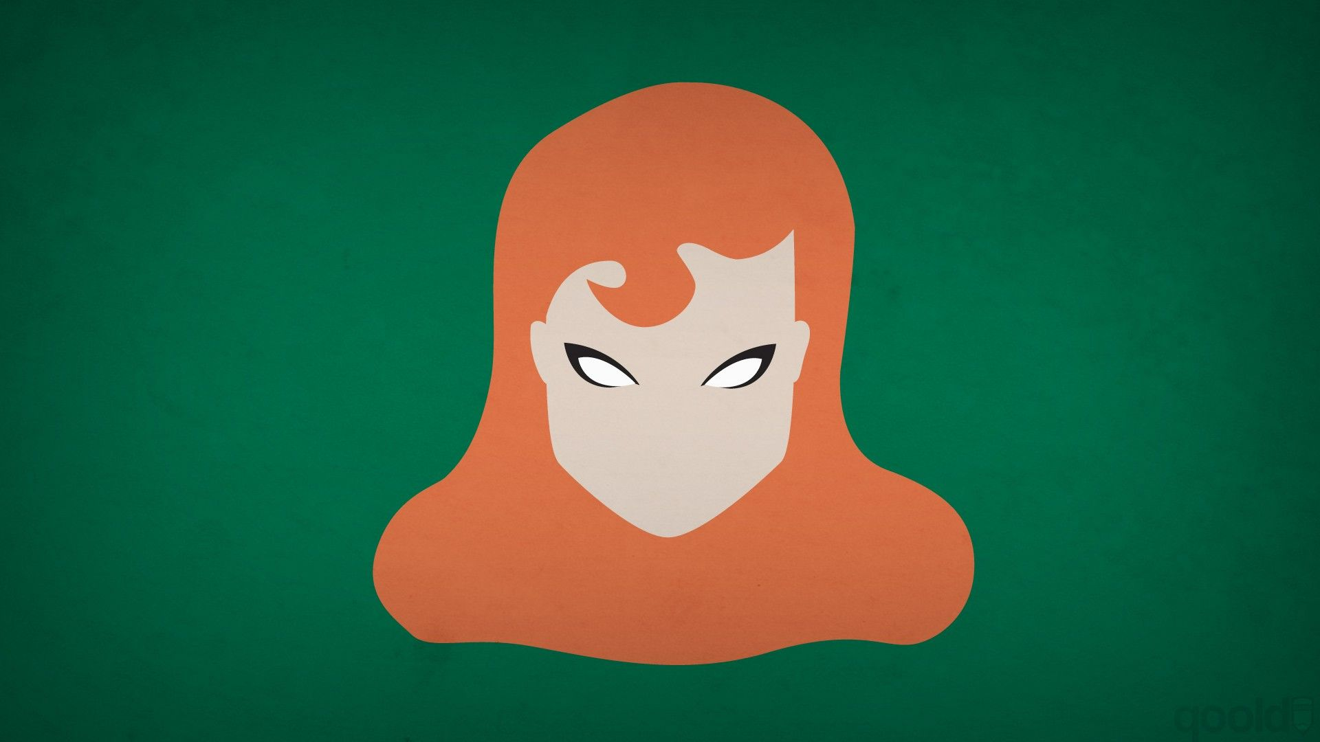 1920x1080 DC Comics, Poison Ivy, Blo0p, Minimalism Wallpapers HD ...