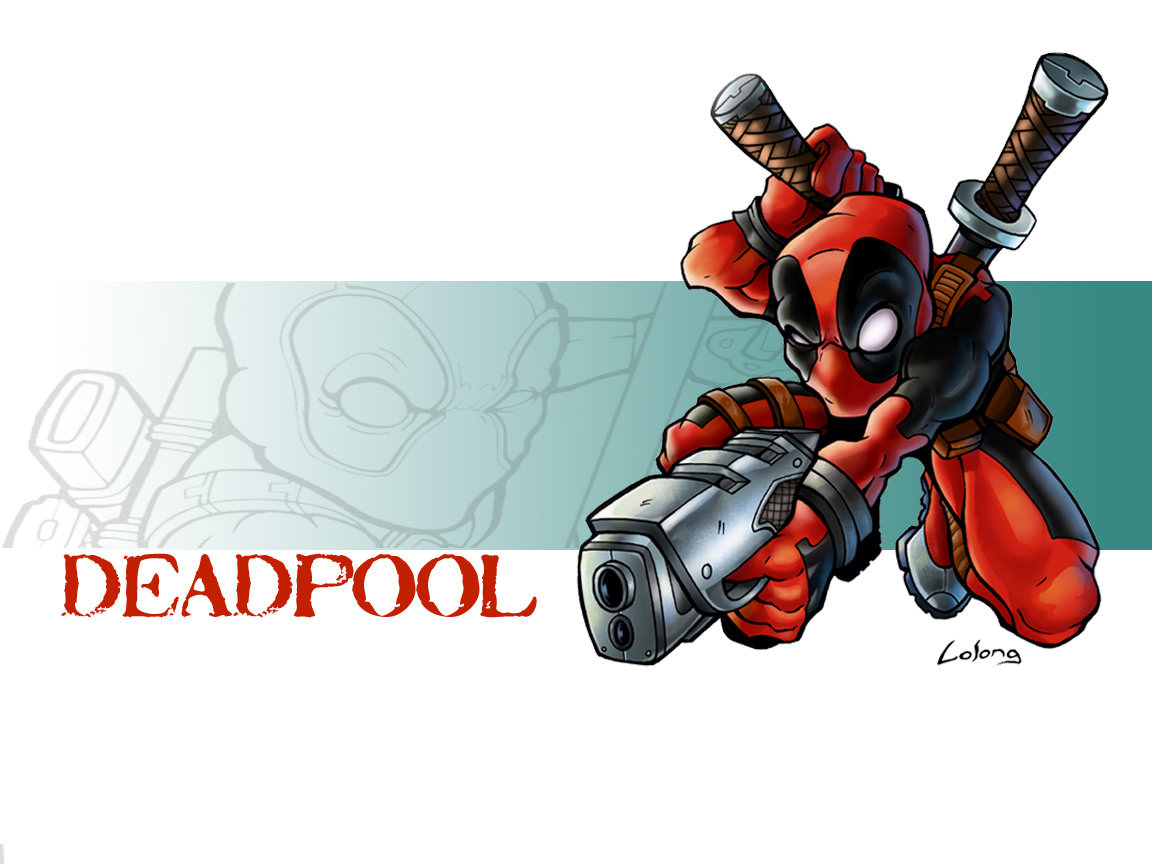 1152x864 Cable & Deadpool wallpapers HD for desktop backgrounds