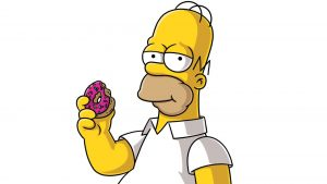 Homer Simpson Donut Wallpapers – Top Free Homer Simpson Donut Backgrounds