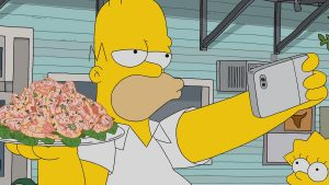 Homer Simpson Food Wallpapers – Top Free Homer Simpson Food Backgrounds