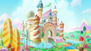 Candyland Castle Wallpapers – Top Free Candyland Castle Backgrounds