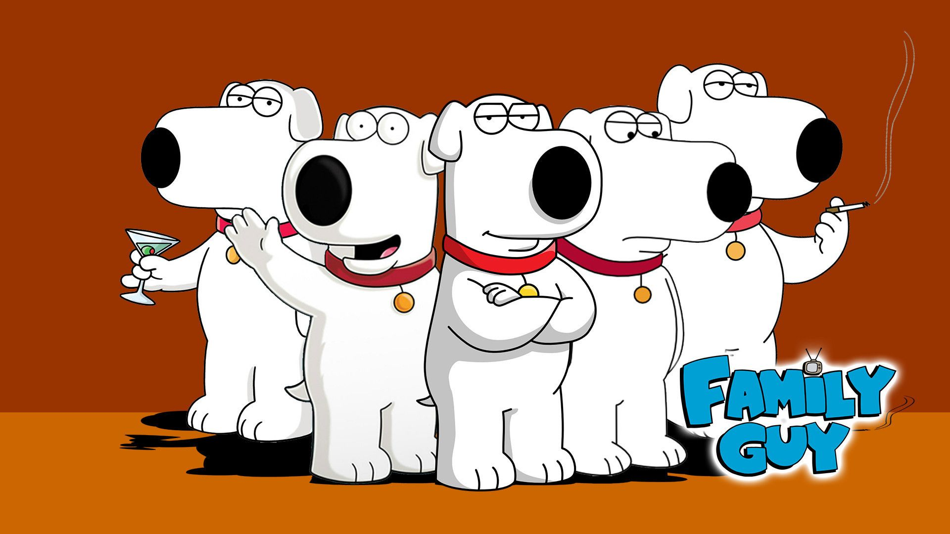 1920x1080 60+ Brian Griffin Wallpapers on WallpaperPlay
