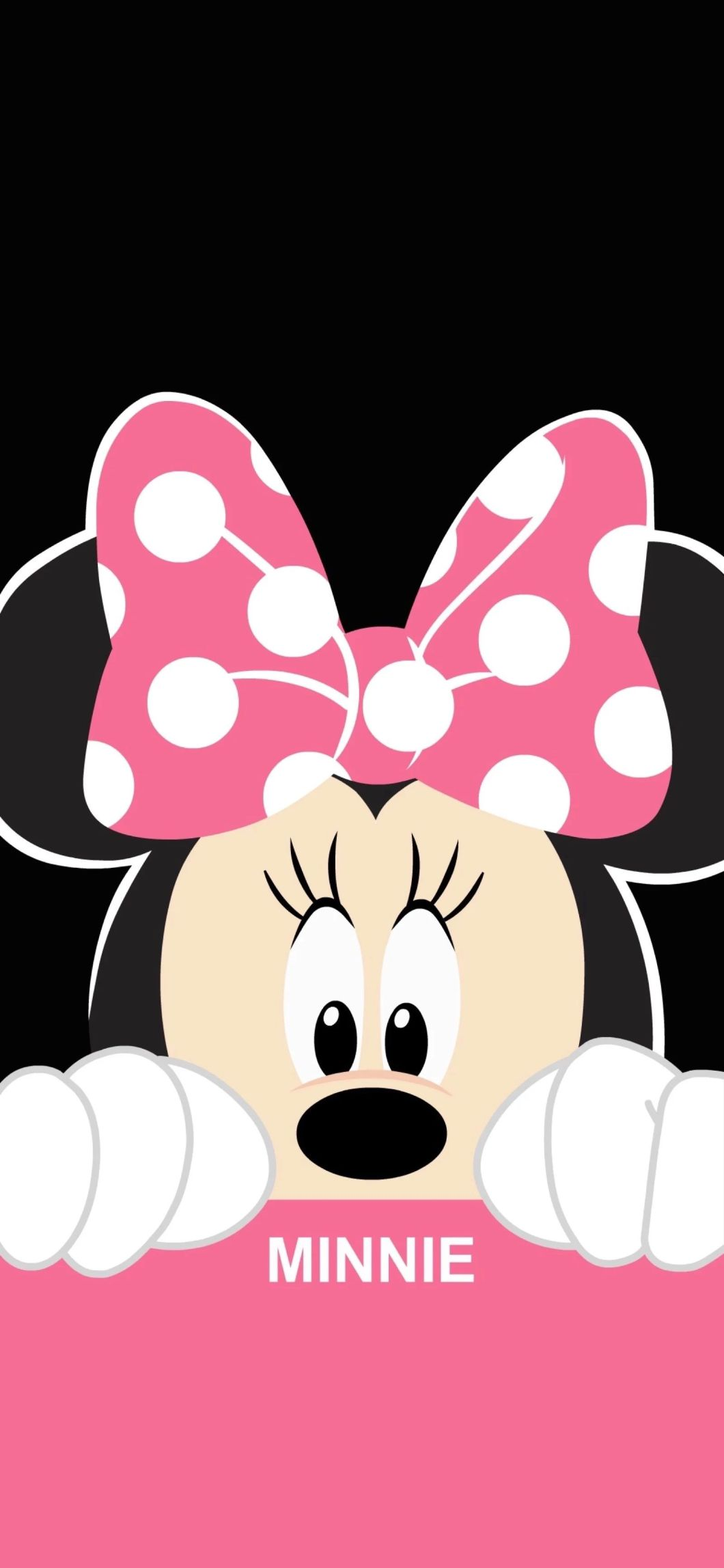 1060x2295 Minnie Mouse Wallpapers For Mobile | Bestpicture1.org