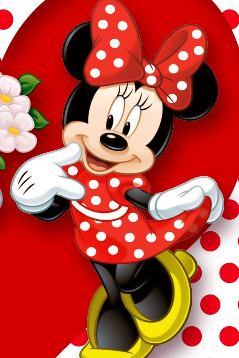 800x1200 Wallpaper For Android Phone Minnie Mouse | Warnerwave.xyz