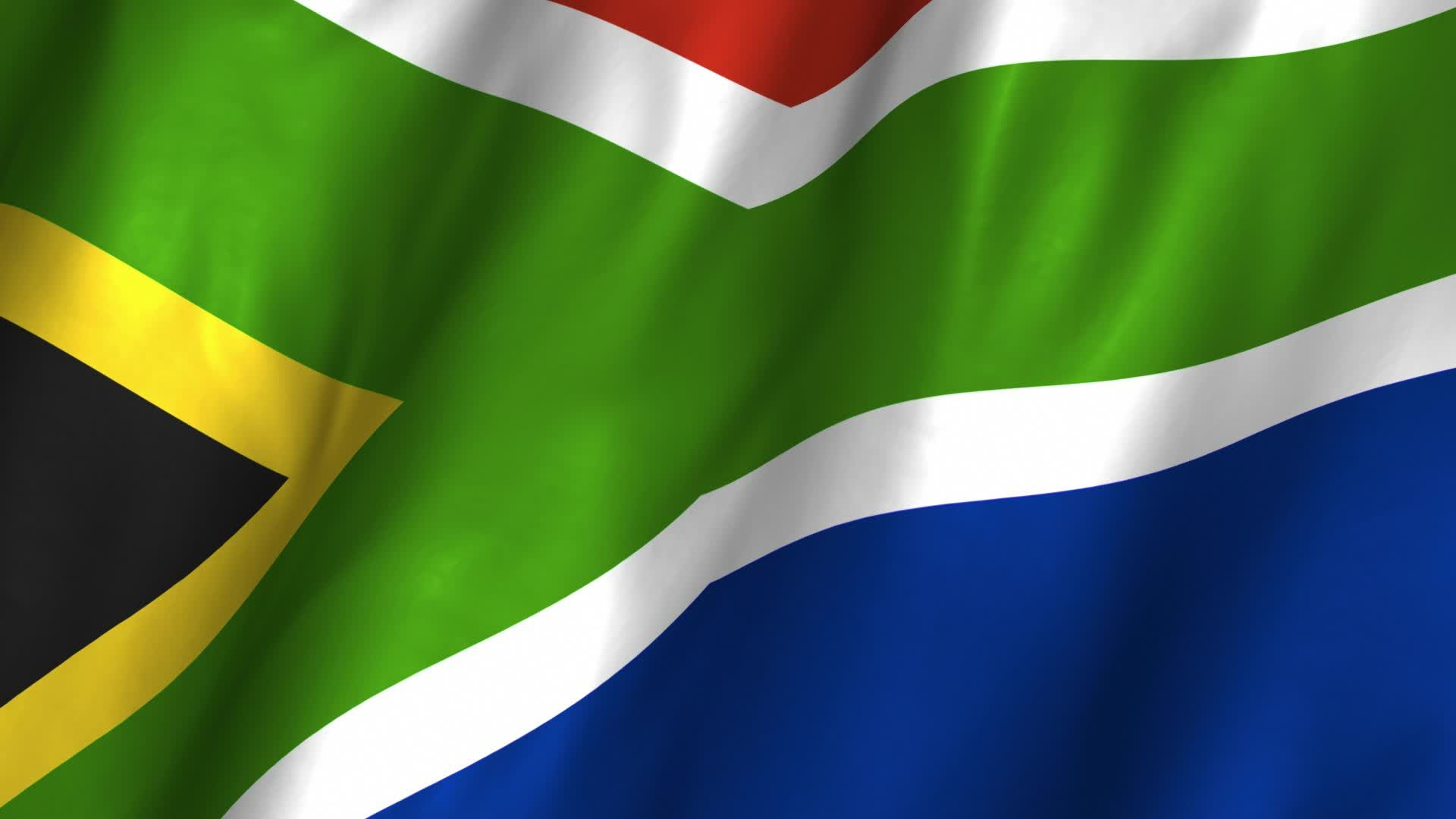 1920x1080 South Africa National Flag Wallpapers