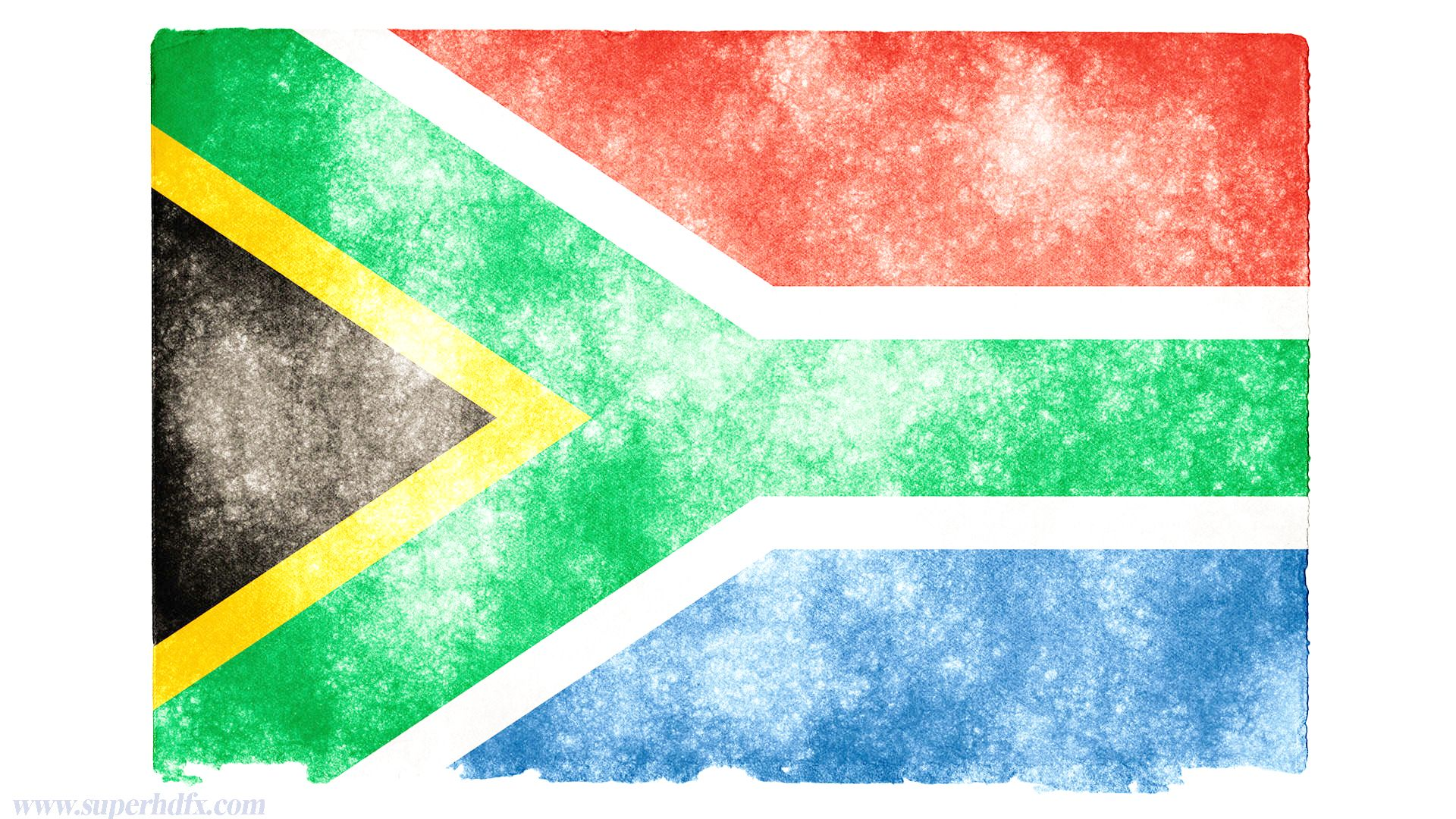1920x1080 South Africa Flag Wallpapers