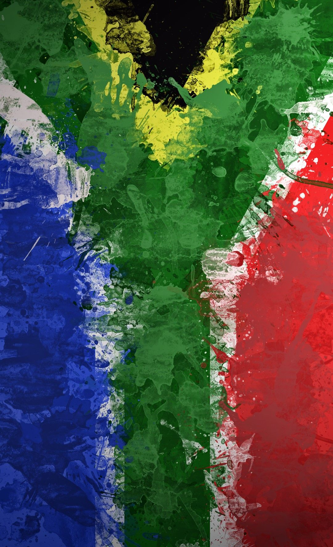 1080x1776 27+] South Africa Flag Wallpapers on WallpaperSafari