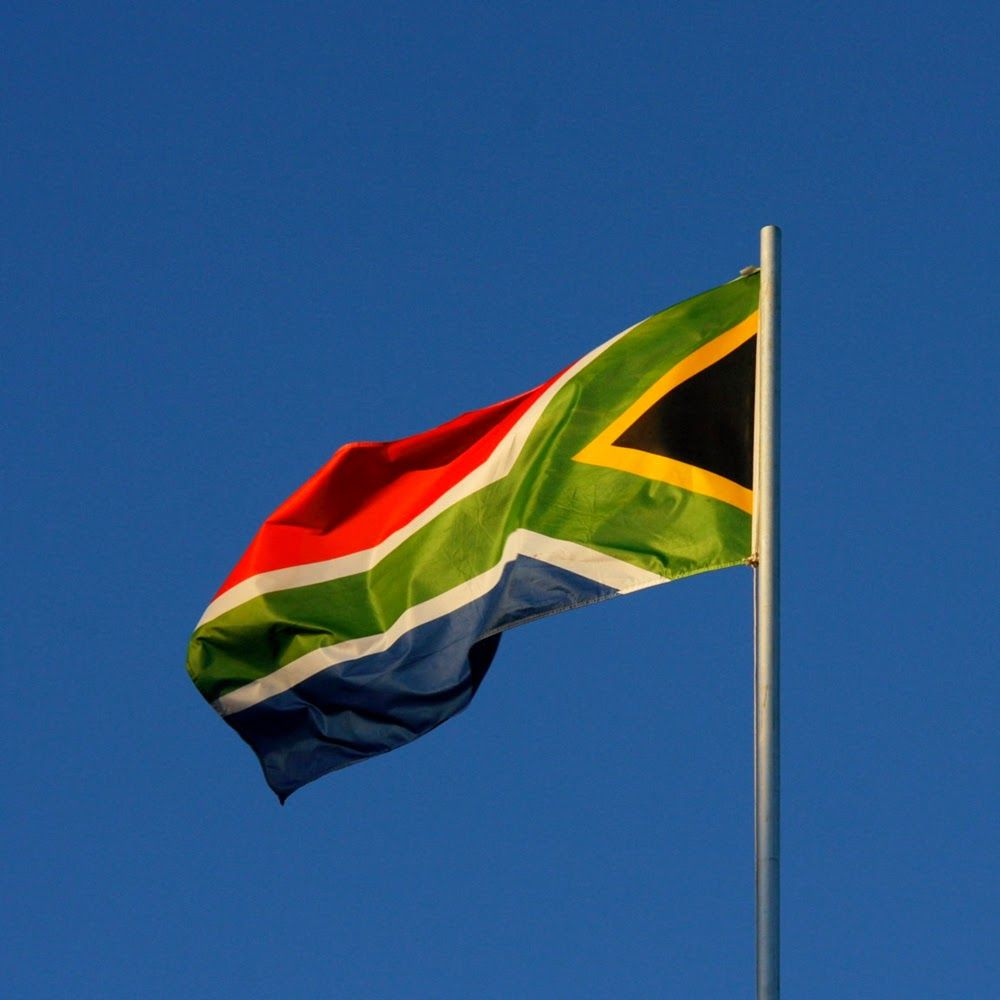 1000x1000 South Africa Flag Wallpapers