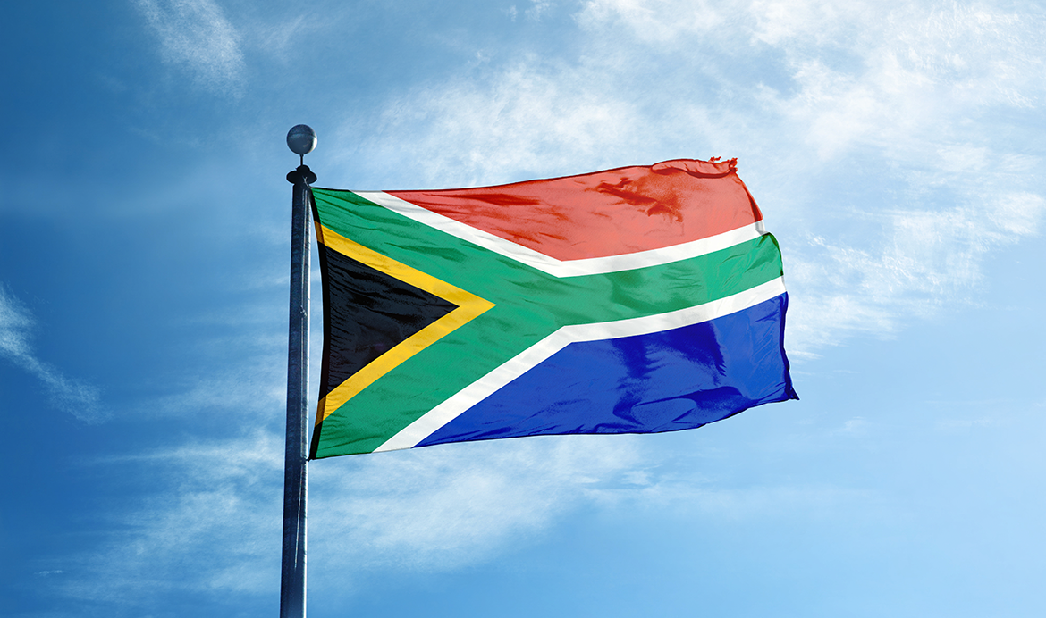 1170x692 South African Flag Hd Images ✓ The Best HD Wallpaper