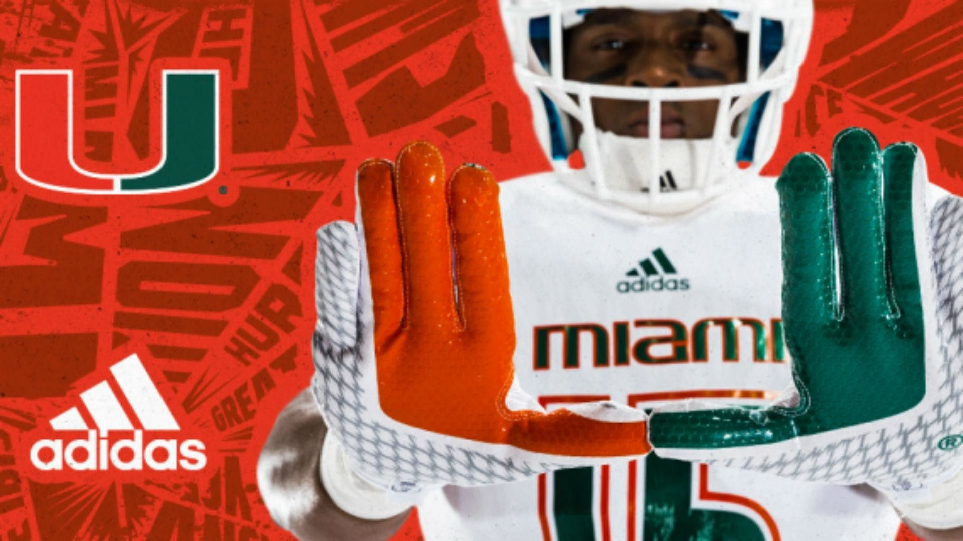 1920x1080 65+ Miami Hurricanes Wallpapers on WallpaperPlay