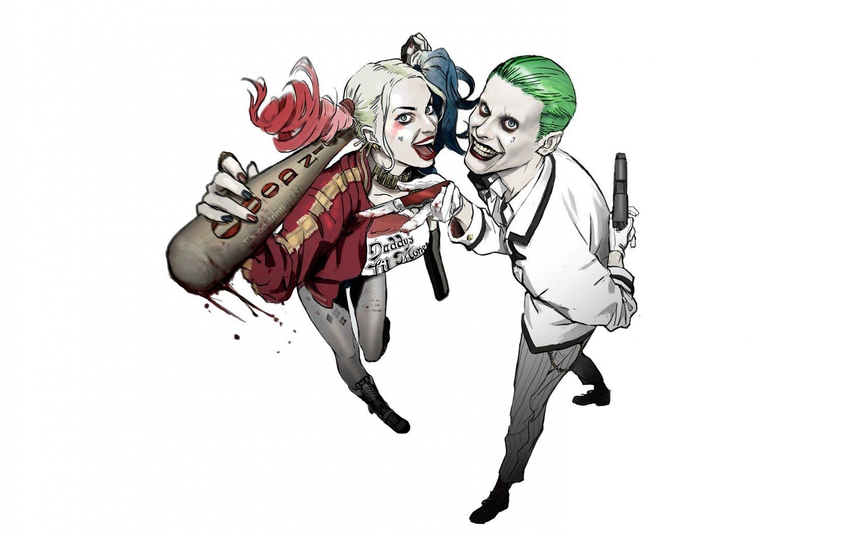 1680x1050 408 Harley Quinn HD Wallpapers | Background Images ...