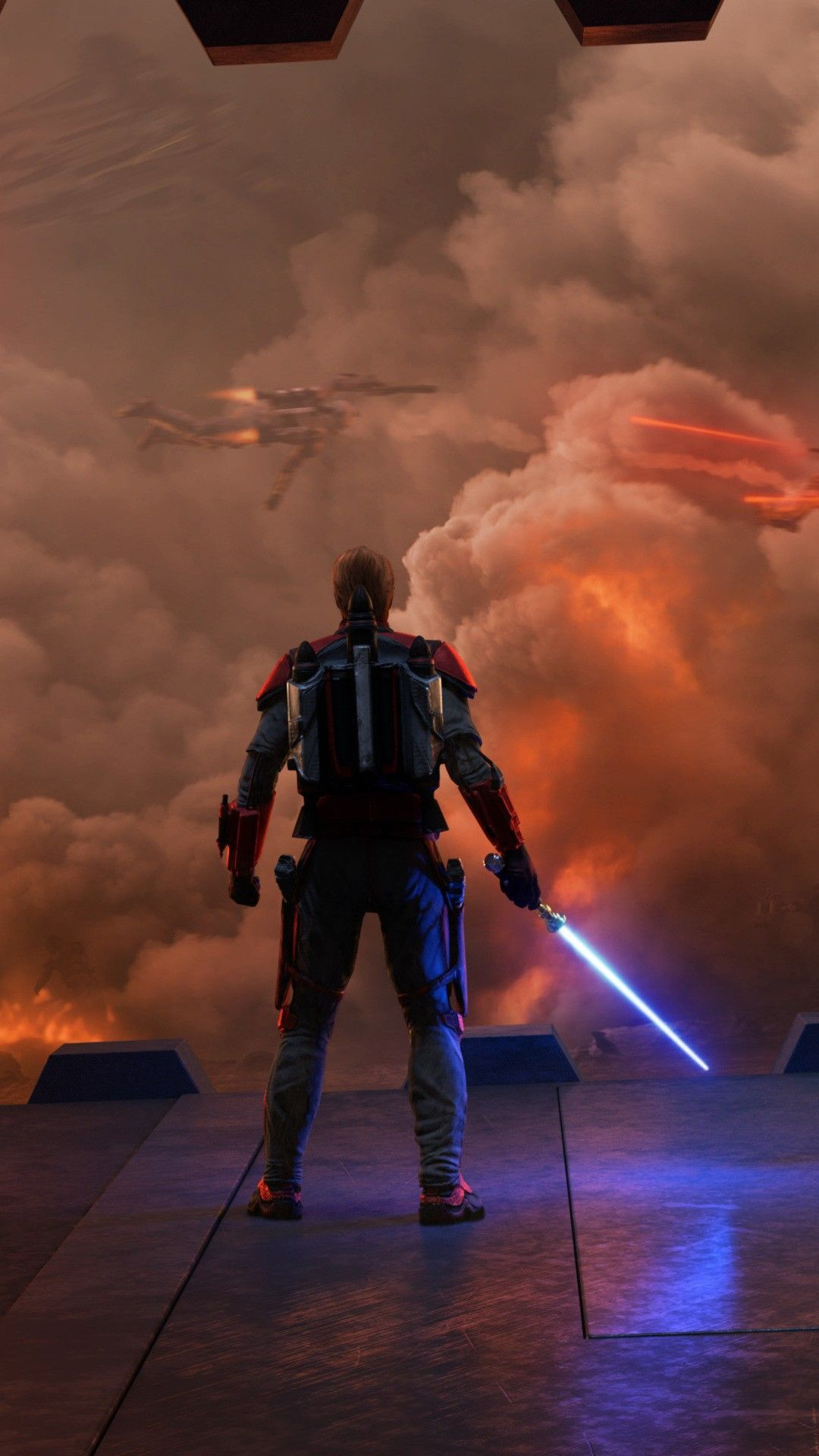1080x1920 Star Wars Siege Of Mandalore Cs Wallpaper - [1080x1920 ...