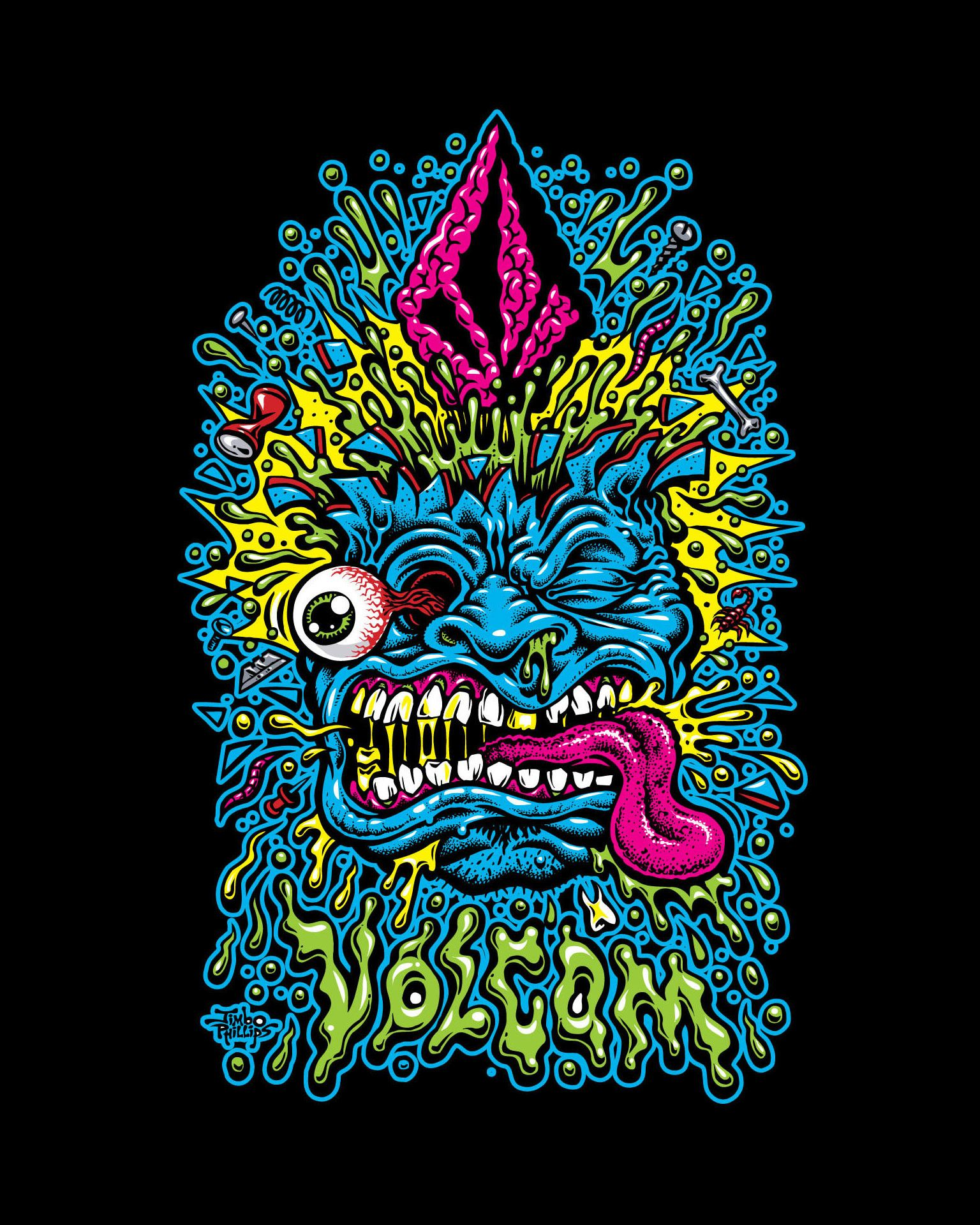 1536x1920 51+ Volcom Wallpapers on WallpaperPlay