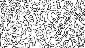 Keith Haring iPhone Wallpapers – Top Free Keith Haring iPhone Backgrounds