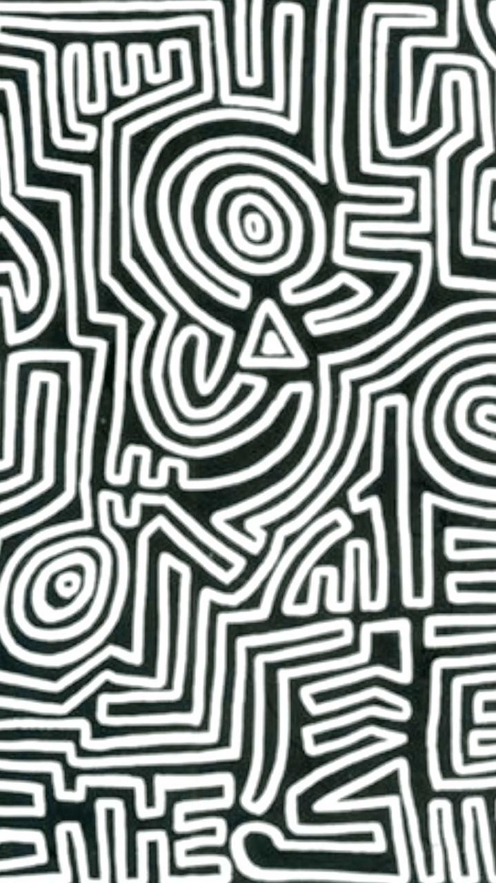 719x1280 Keith Haring Wallpapers