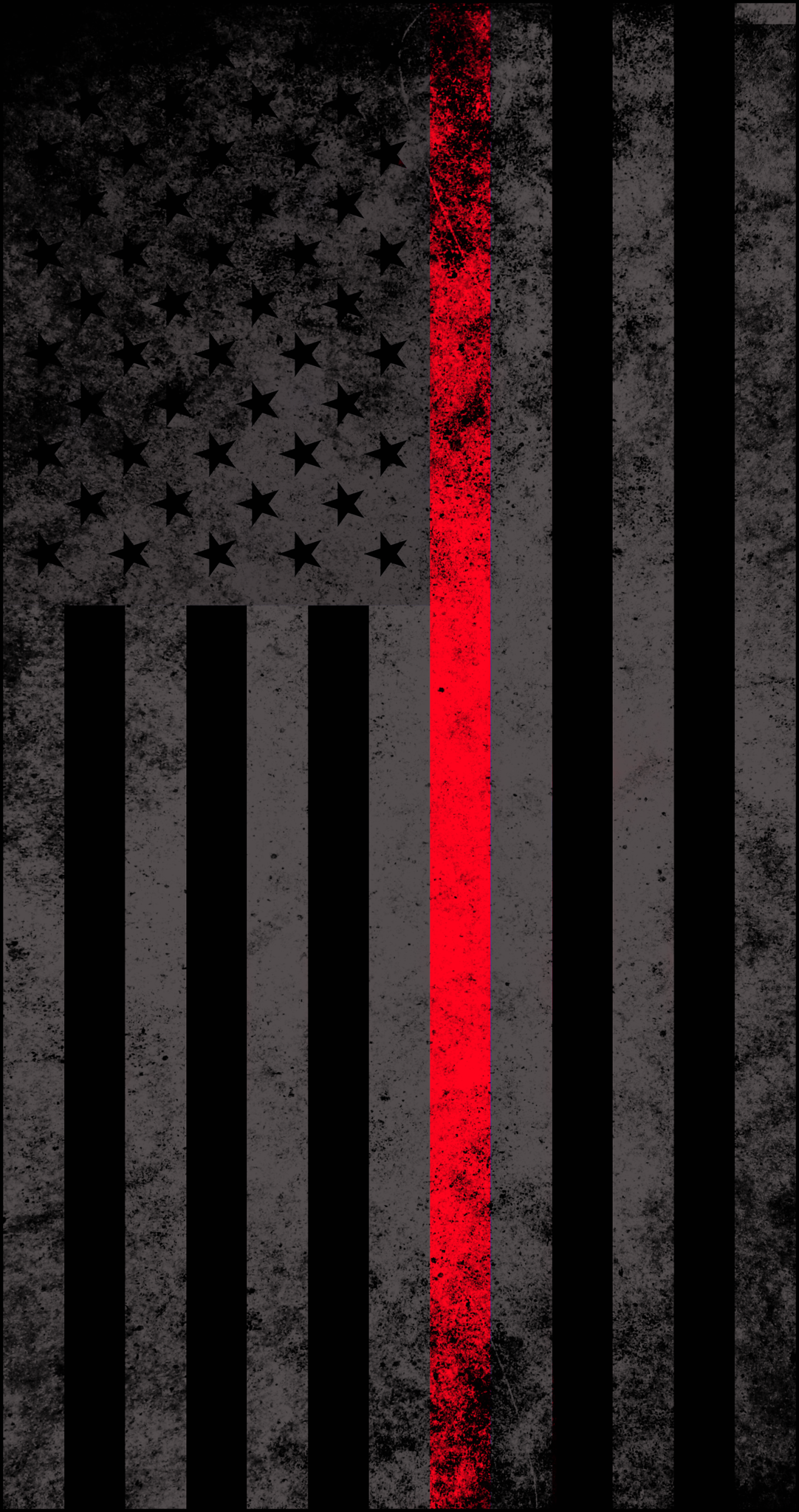 1082x2048 Firefighter Flags Wallpapers