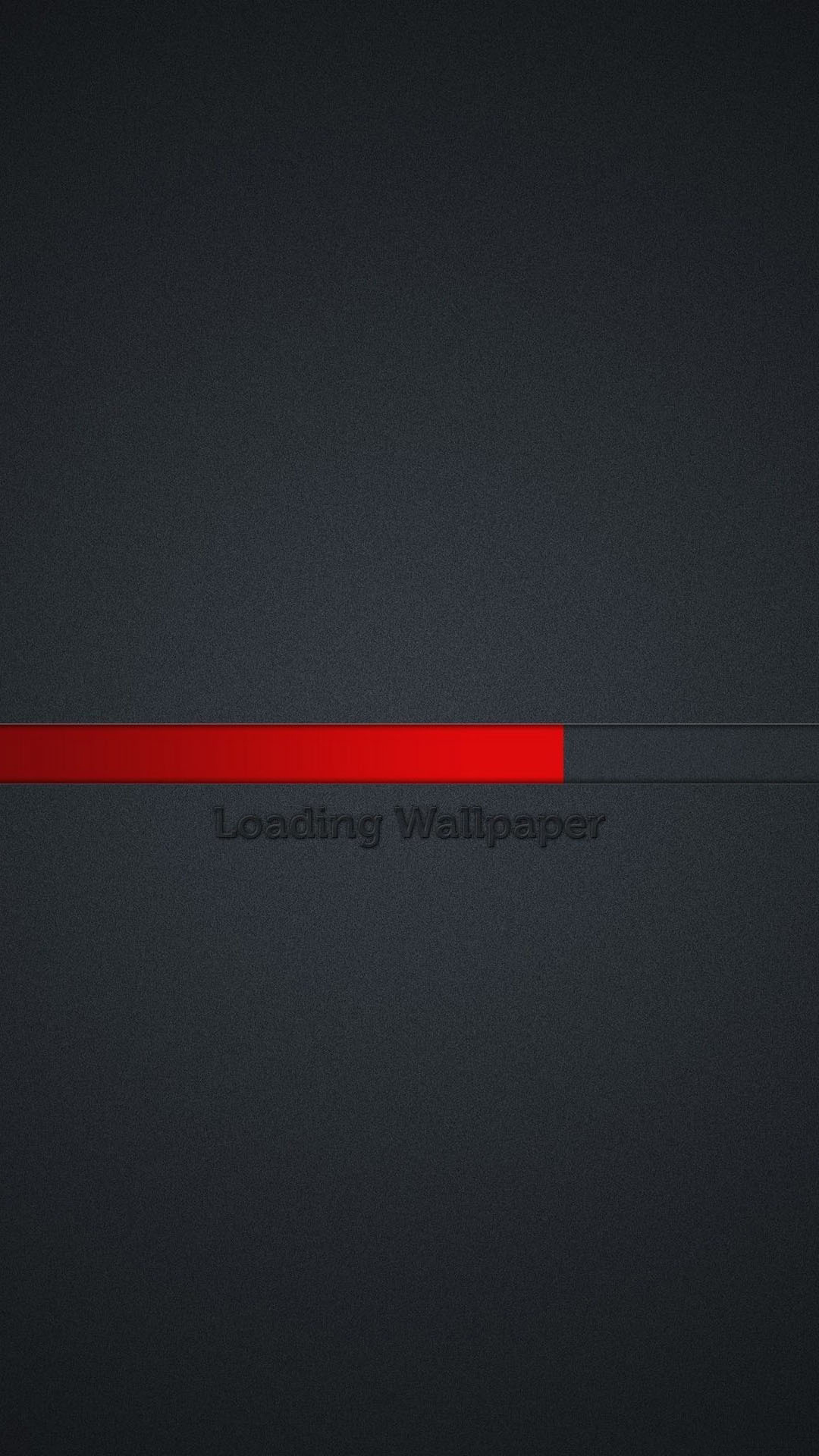 1080x1920 Loading Wallpaper Red Line Grey Background Android Wallpaper ...
