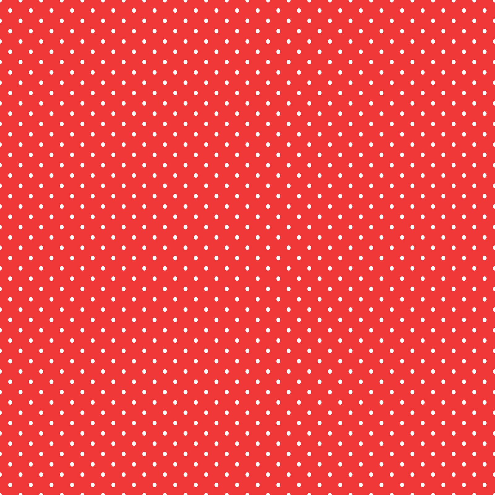 1600x1600 red and white polka dot wallpaper
