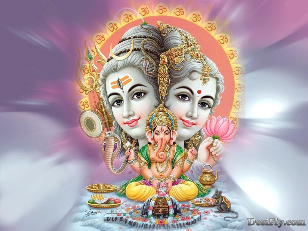 1024x768 Indian Gods Wallpapers | Free HINDU GOD Wallpaper - Download The ...