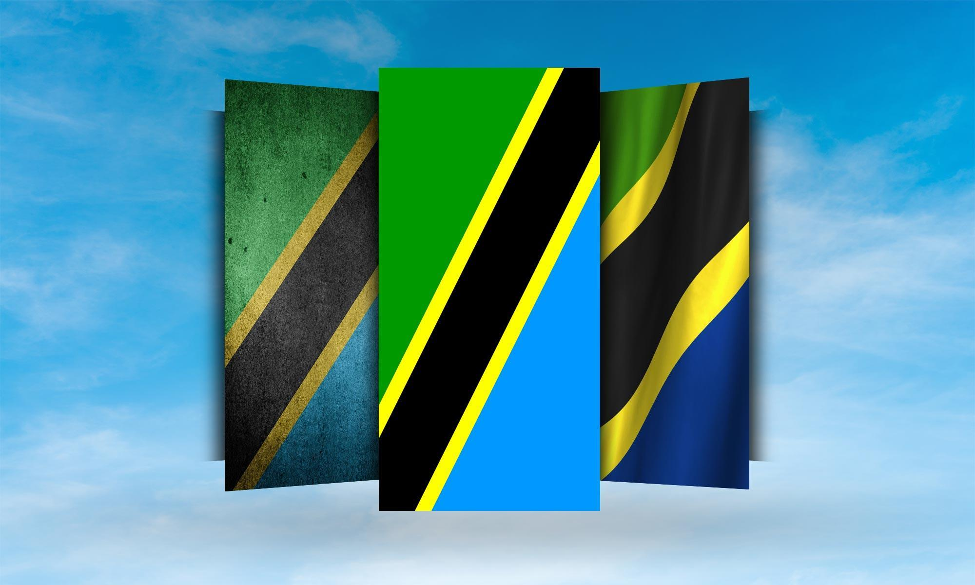 2000x1200 Tanzania Flag Wallpaper for Android - APK Download