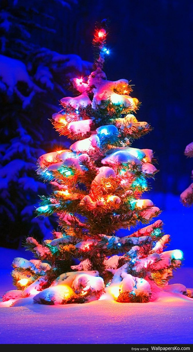 675x1228 Christmas Wallpapers for iPhone - Best Christmas Backgrounds ...