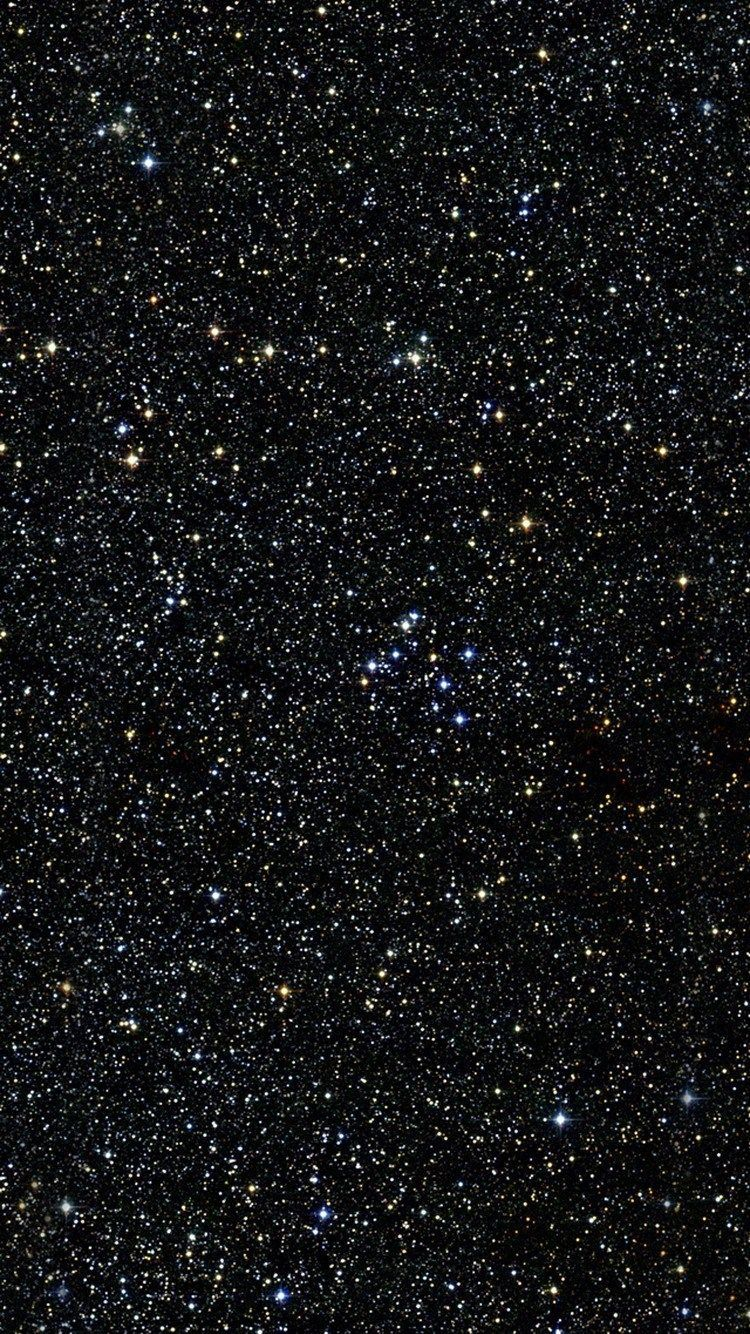 750x1334 Hubble Deep Field View Universe Stars 4K Android and iPhone ...