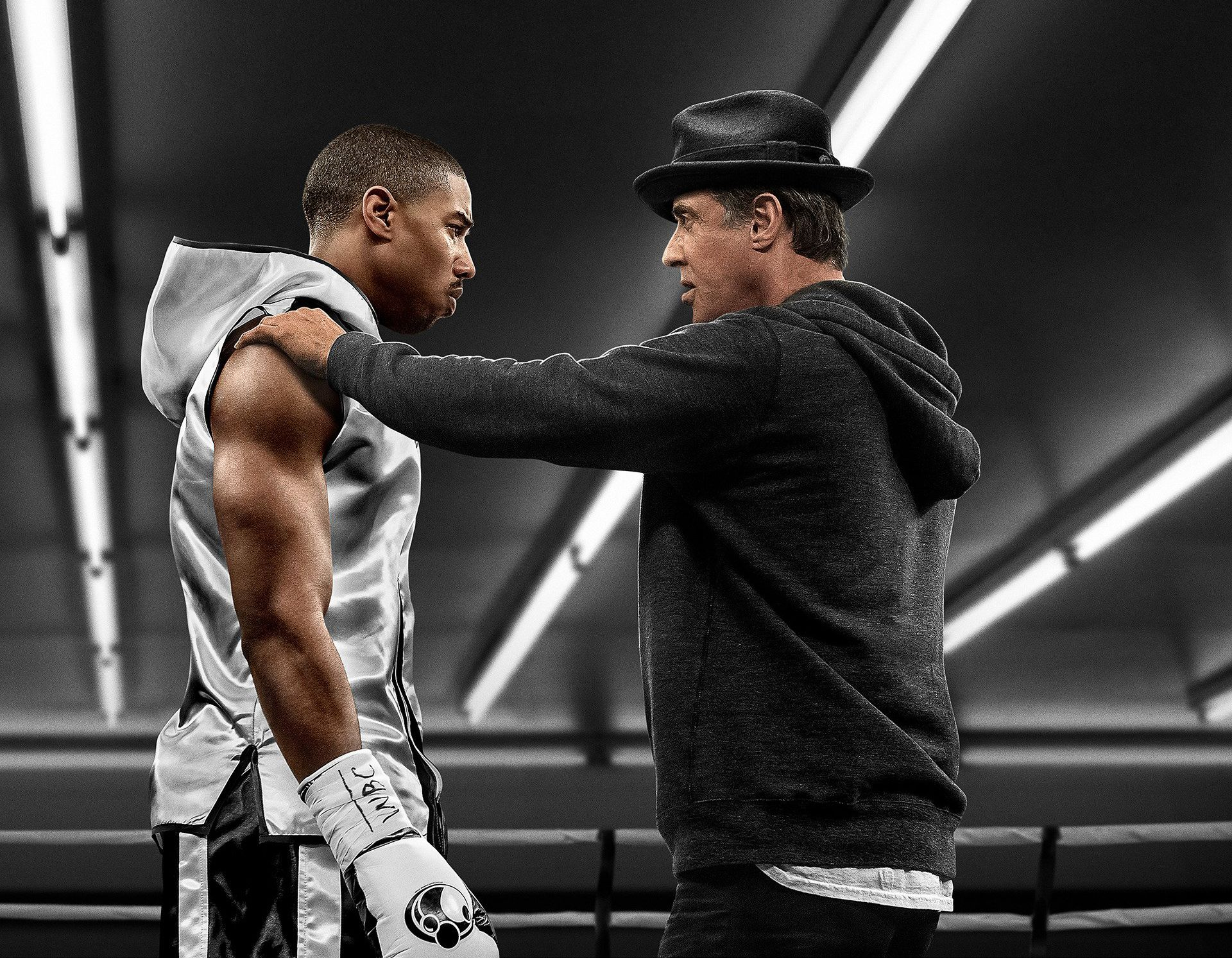 1920x1493 Michael B Jordan And Sylvester Stallone In Creed Movie, HD ...