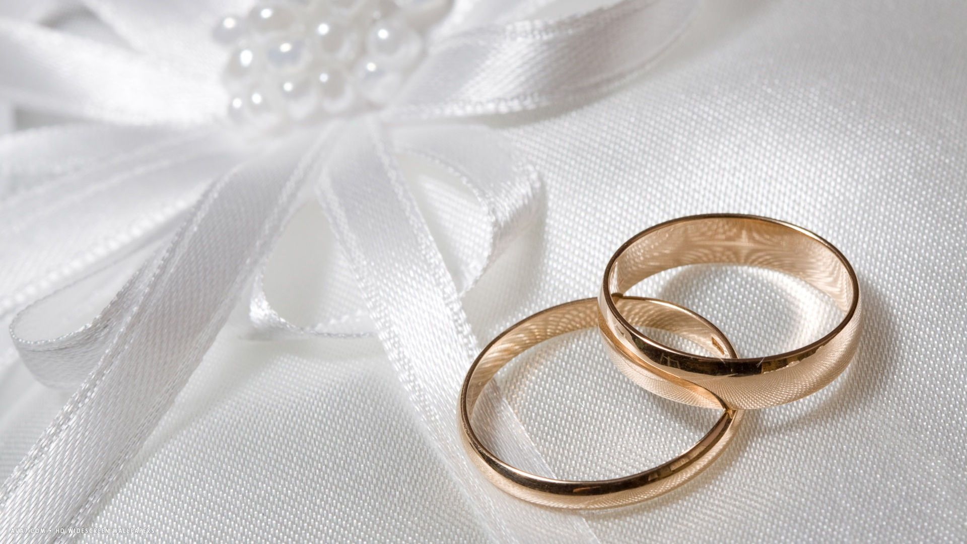 1920x1080 wedding two rings gold white marriage hd widescreen ...