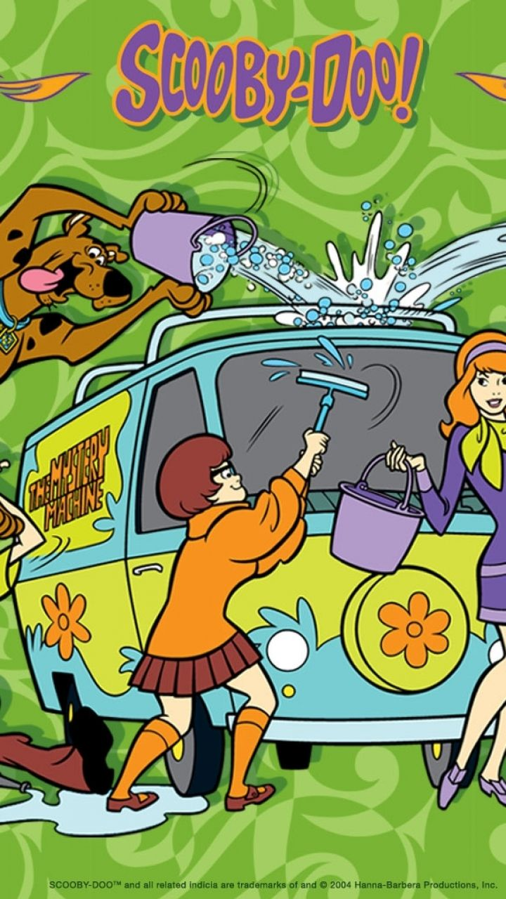 720x1280 TV Show/Scooby-Doo (720x1280) Wallpaper ID: 77267 - Mobile Abyss