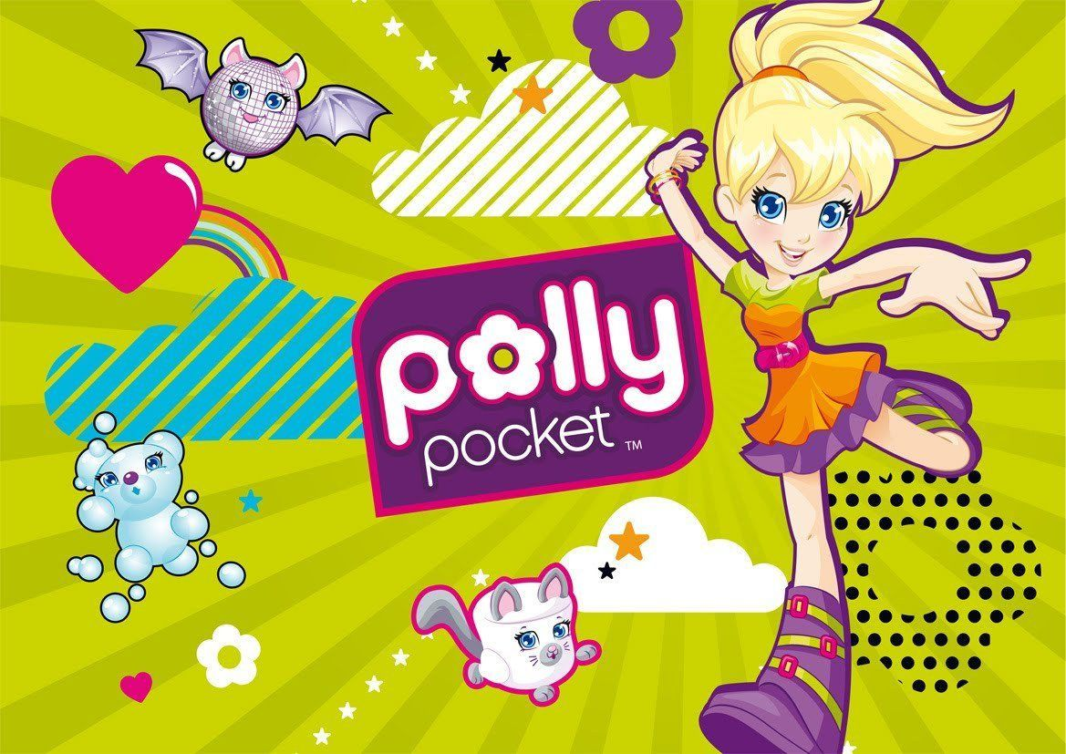 1169x827 Polly Pocket Wallpapers