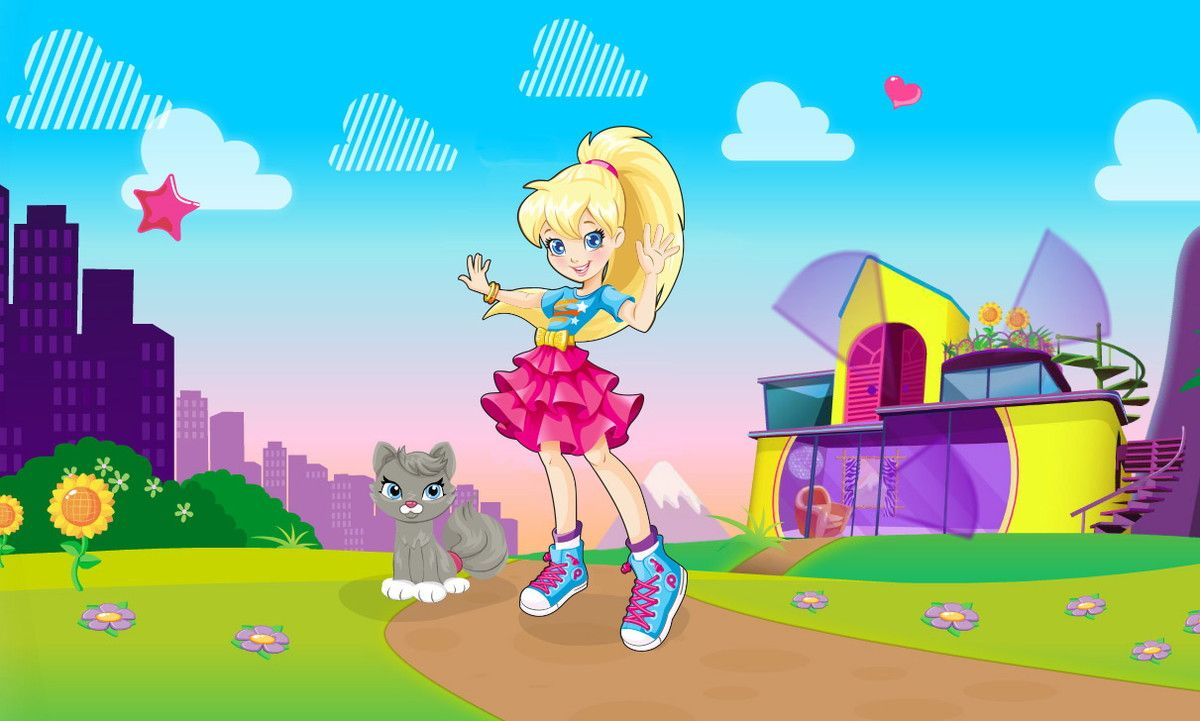 1200x721 Painel Polly Pocket 2,00 x 1,00m
