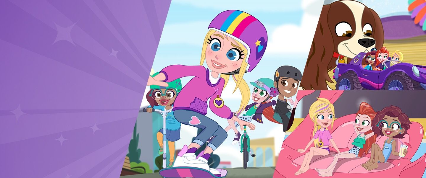 1440x603 Polly Pocket | The Official Website of Polly Pocket and Friends