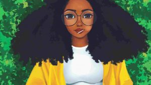 Afro Girl Wallpapers – Top Free Afro Girl Backgrounds