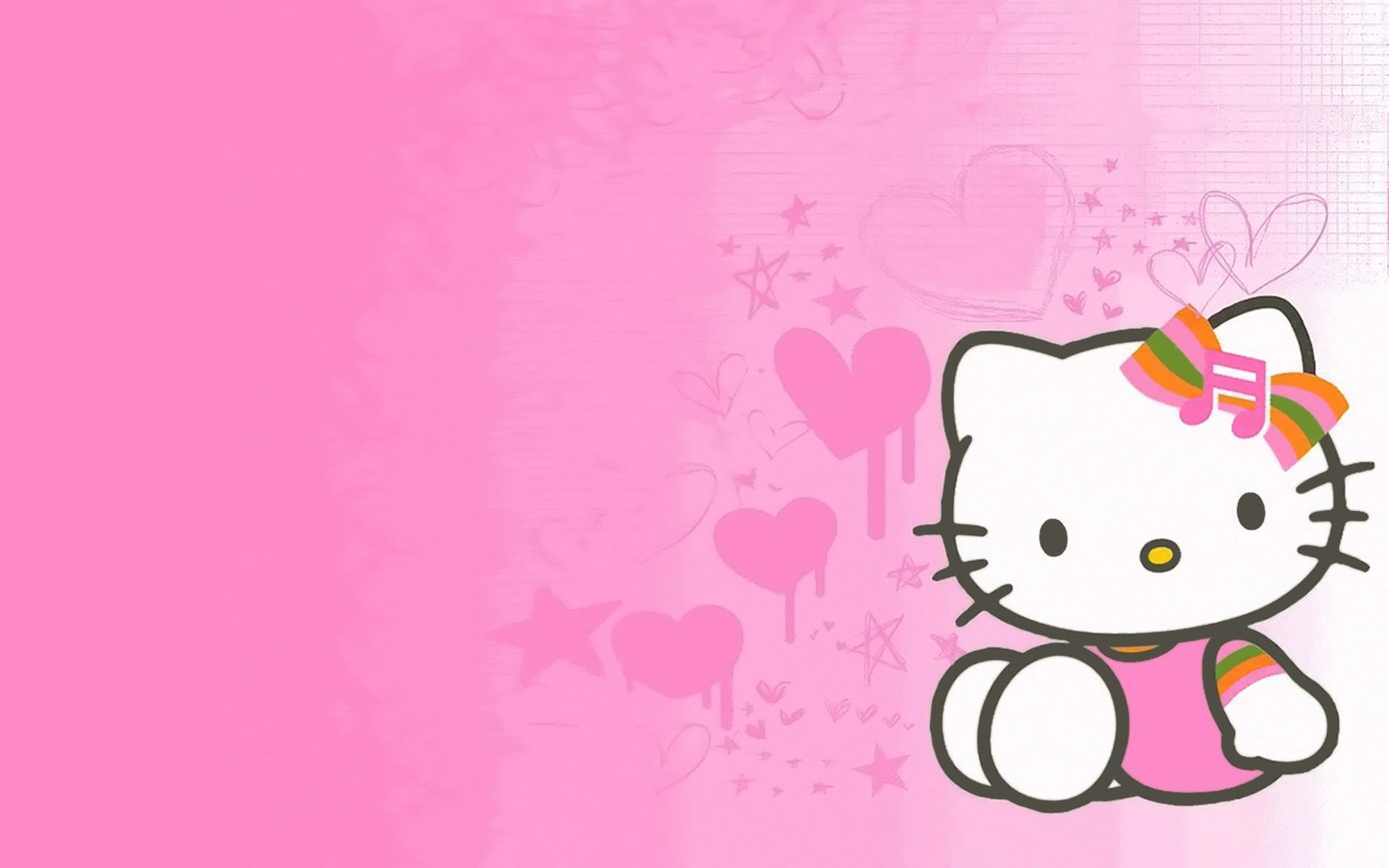 1920x1200 65+ Hello Kitty Wallpapers on WallpaperPlay