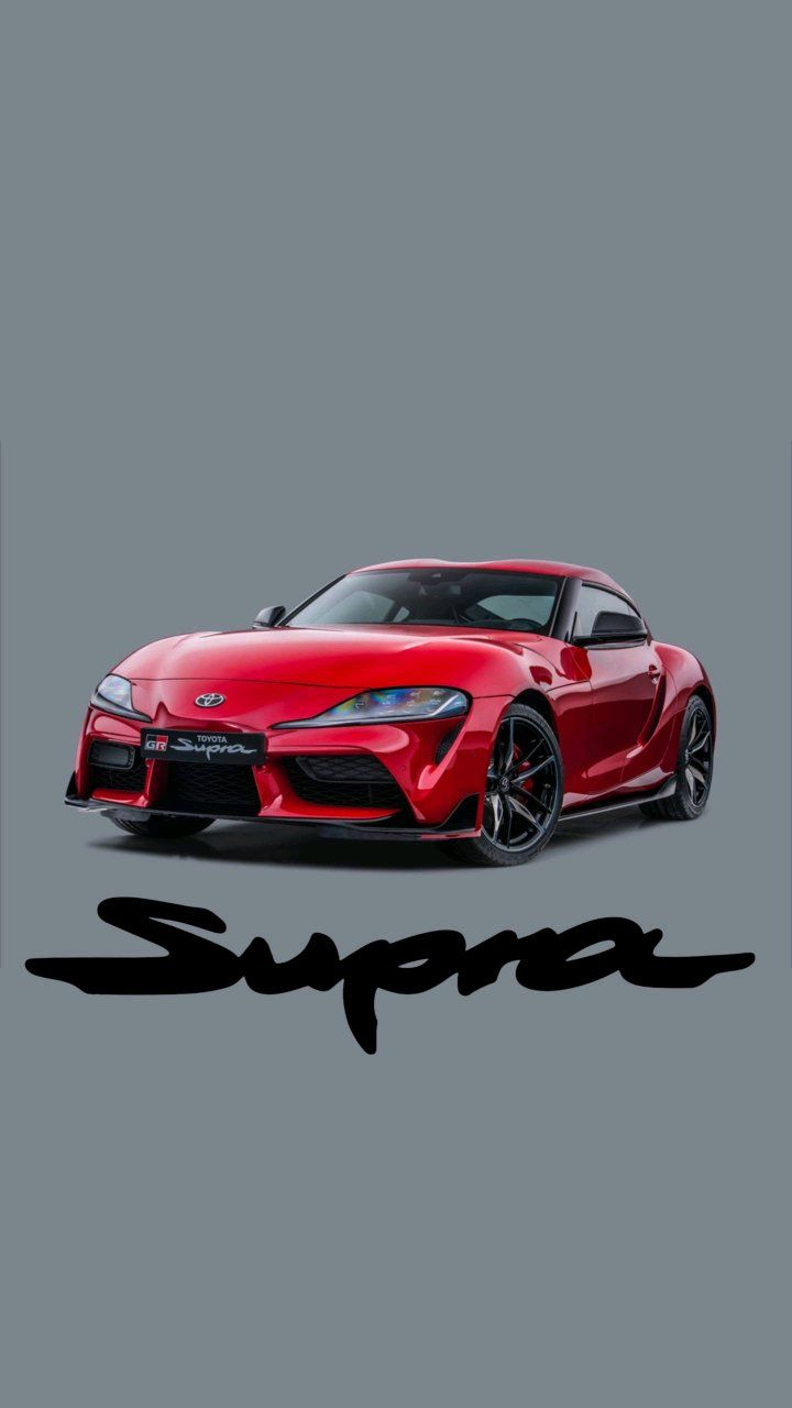 720x1280 Some A90 / 2020 Supra phone wallpapers I gone and done