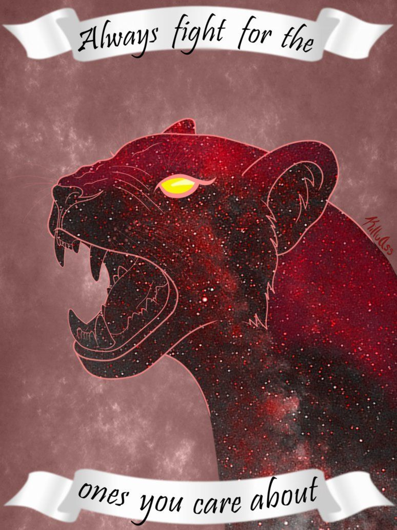 774x1032 Always Fight For The Ones You Care About- Red Lion of ...