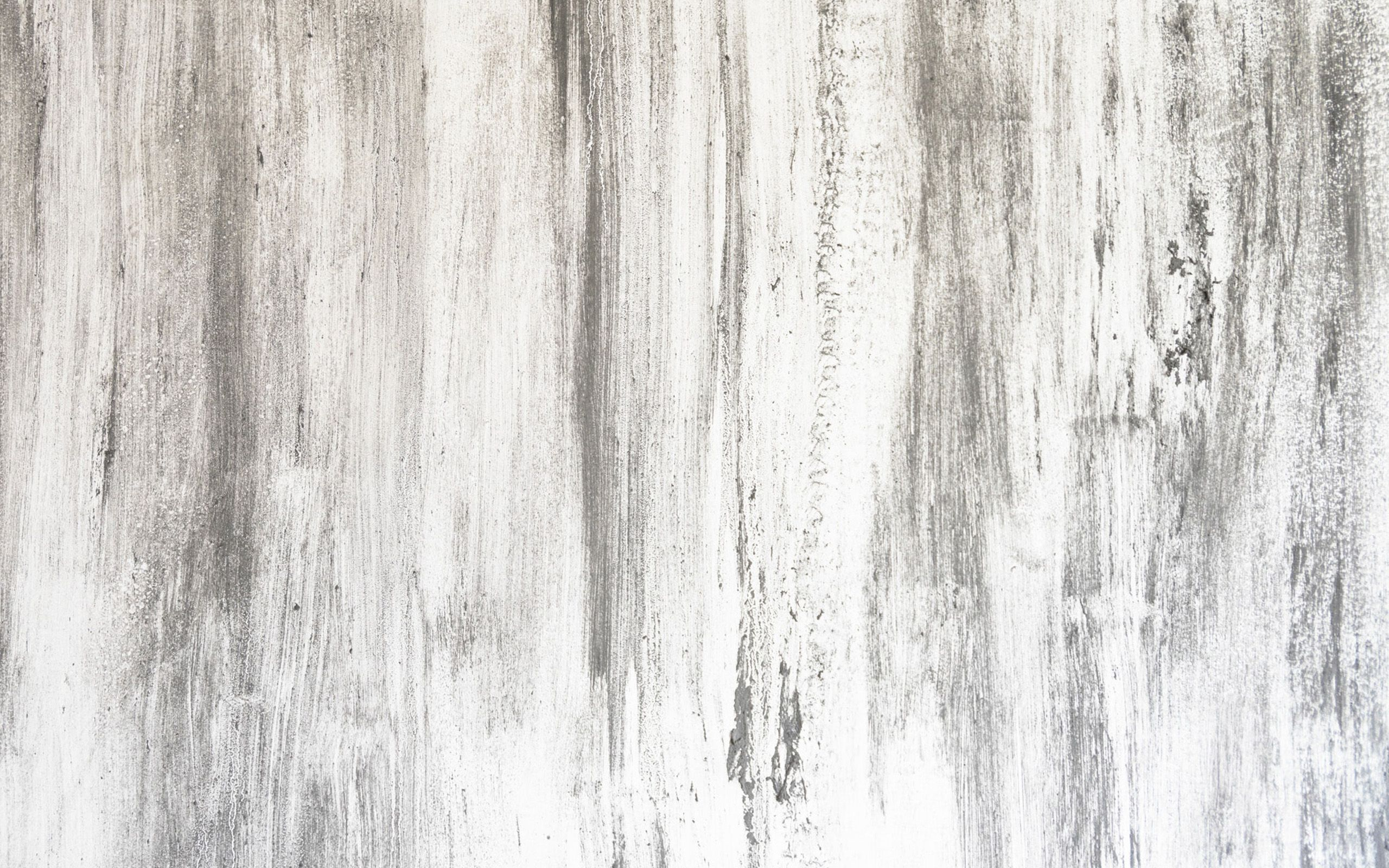 2560x1600 Download wallpapers white grunge background, white old wall ...
