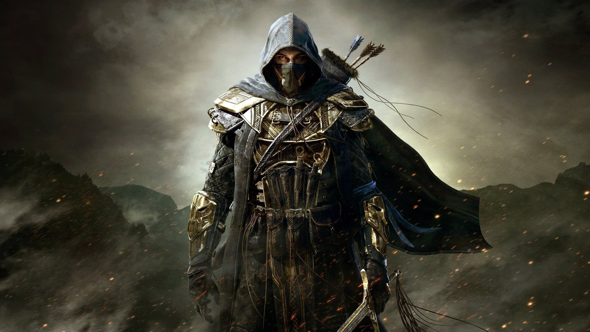 1920x1080 Fantasy Warrior wallpapers (Desktop, Phone, Tablet) - Awesome ...