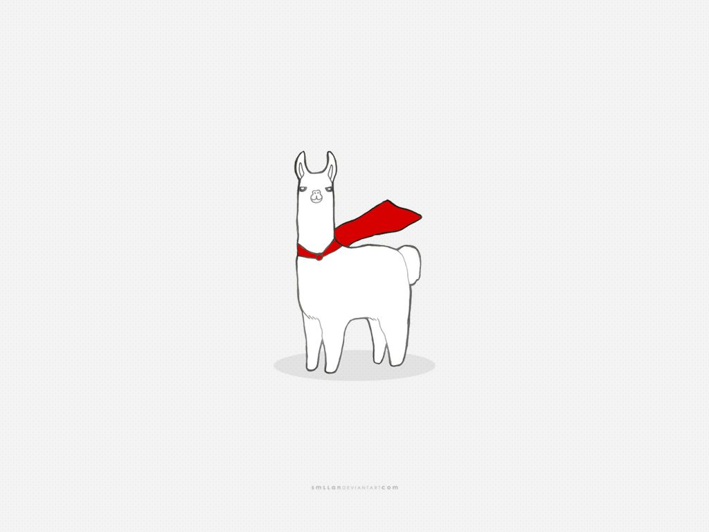 1024x768 Hot Llama Background Wallpapers, GsFDcY WP Collection