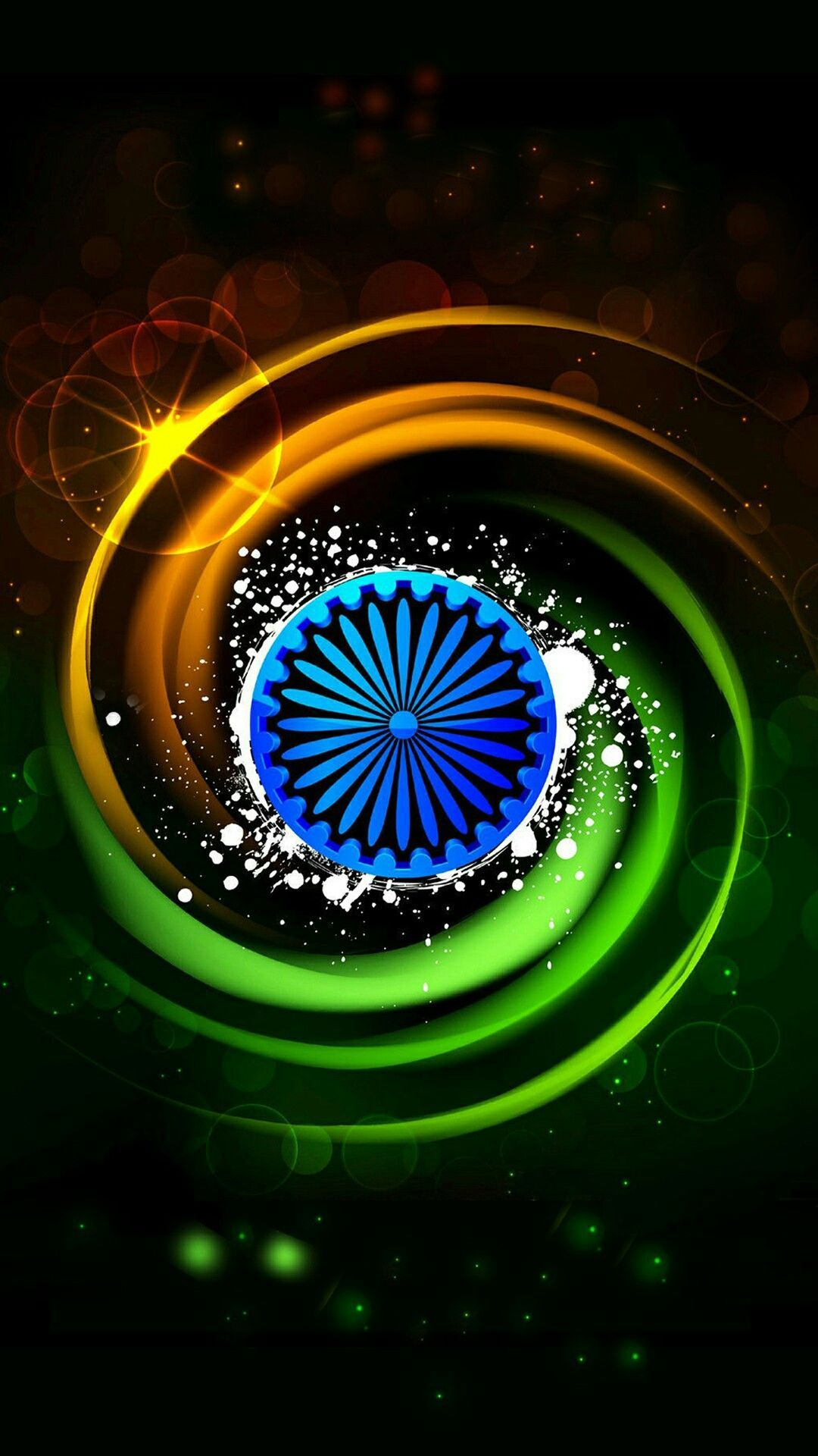 1080x1920 Indian Flag HD Mobile Wallpapers