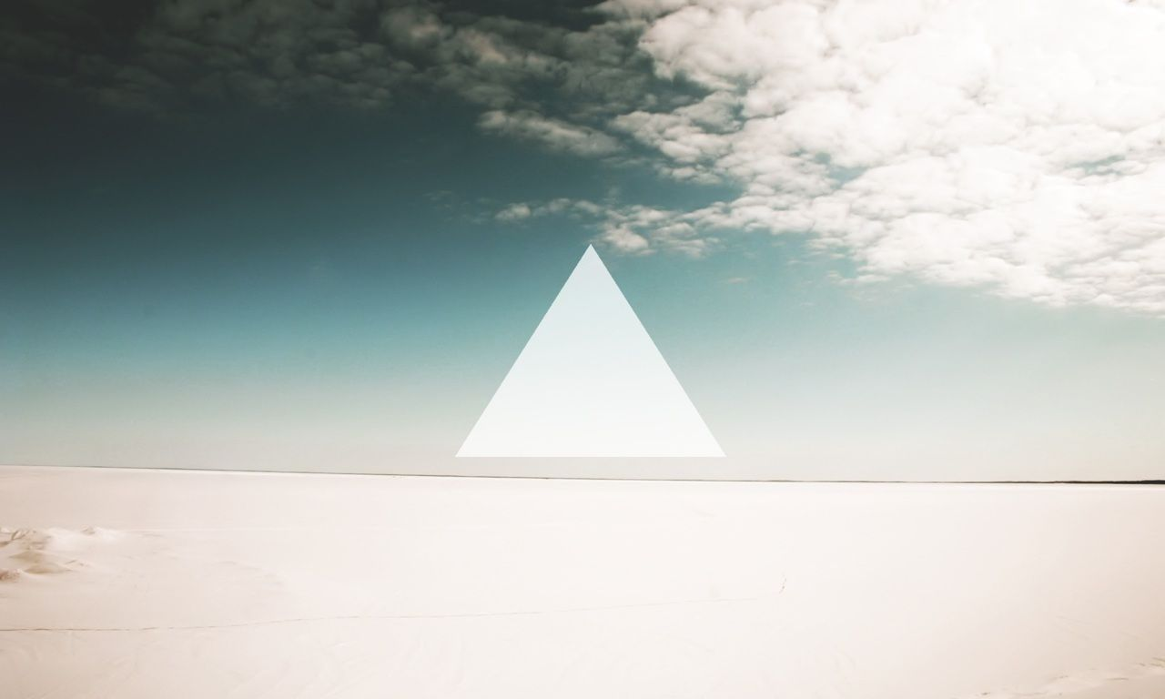 1280x768 Hipster Triangle Wallpapers Full Hd • dodskypict