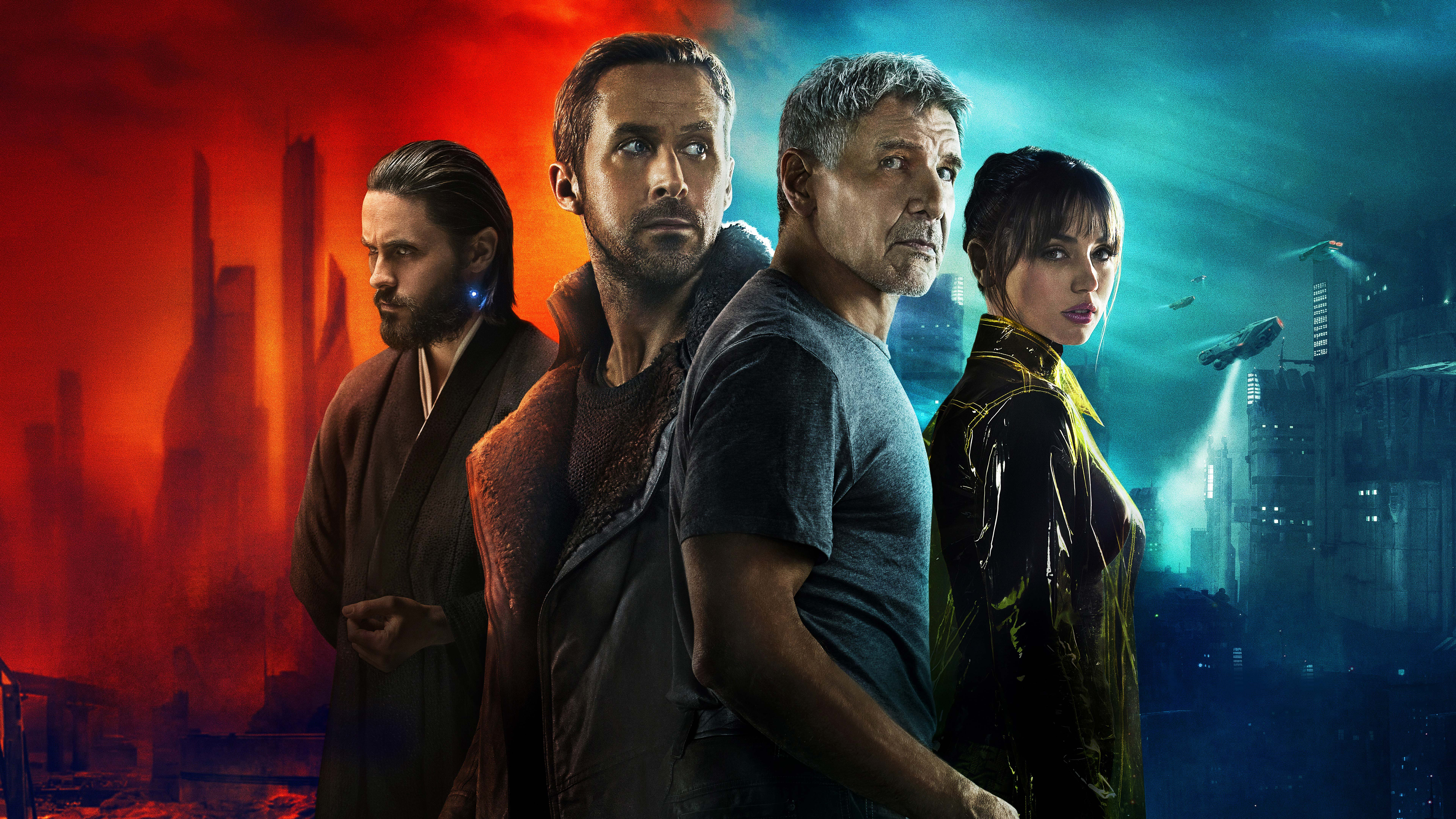 7680x4320 Blade Runner 2049 8k, HD Movies, 4k Wallpapers, Images ...