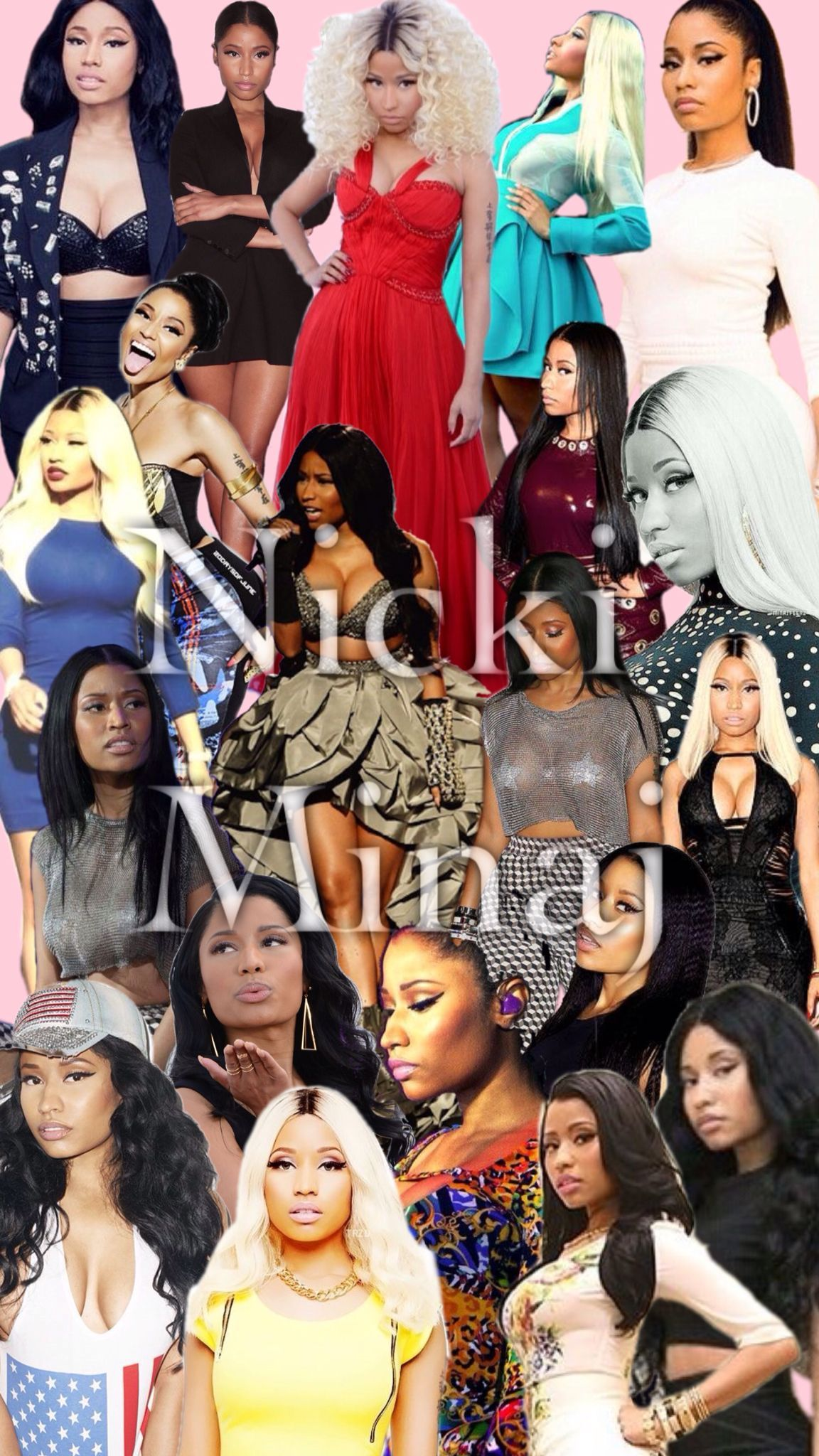 1152x2048 Nicki Minaj iPhone wallpaper | Nicki Minaj | Pinterest | Nicki minaj ...