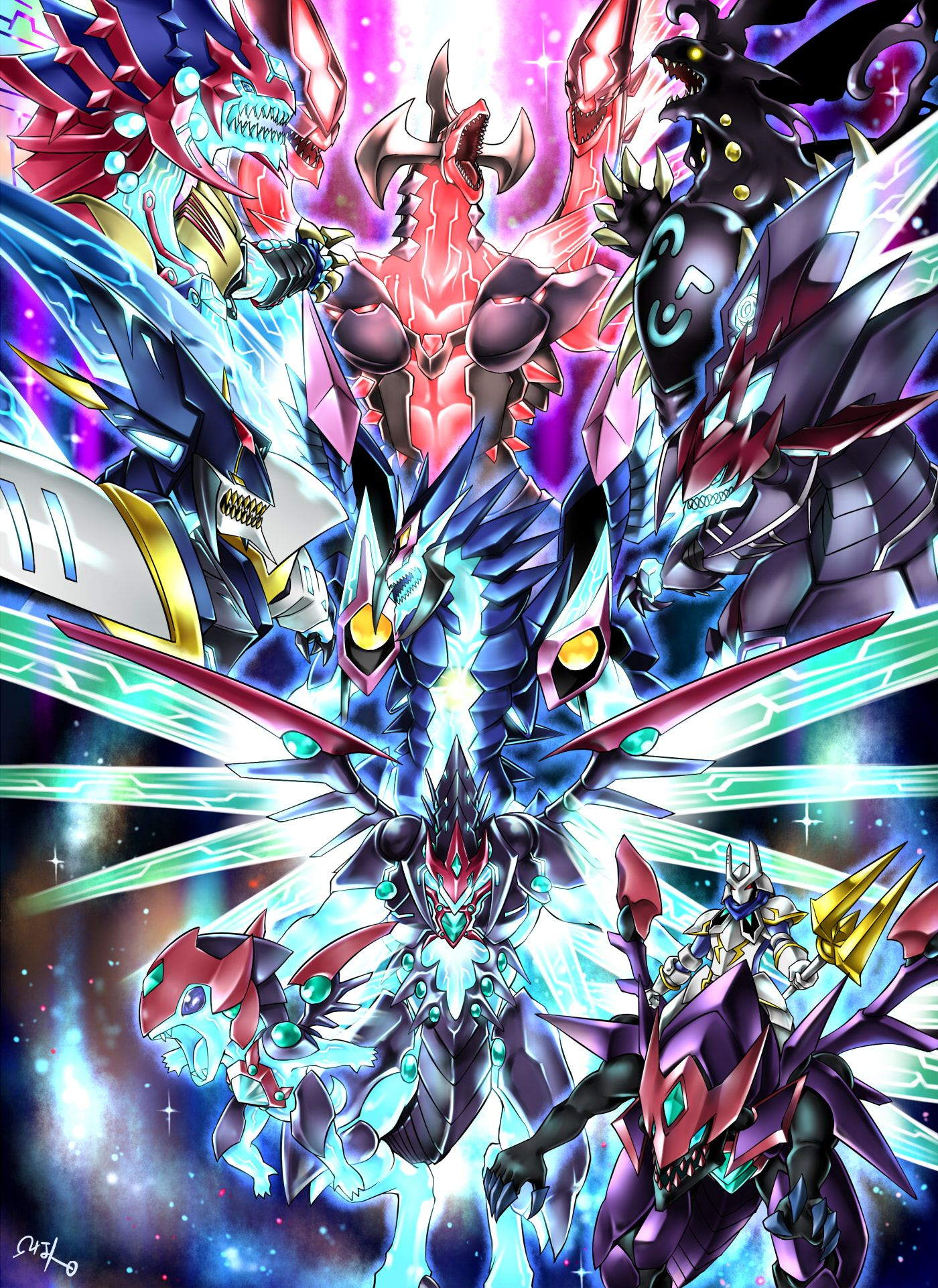1400x1922 Galaxy-Eyes Photon Dragon - Yu-Gi-Oh! ZEXAL - Zerochan Anime Image Board