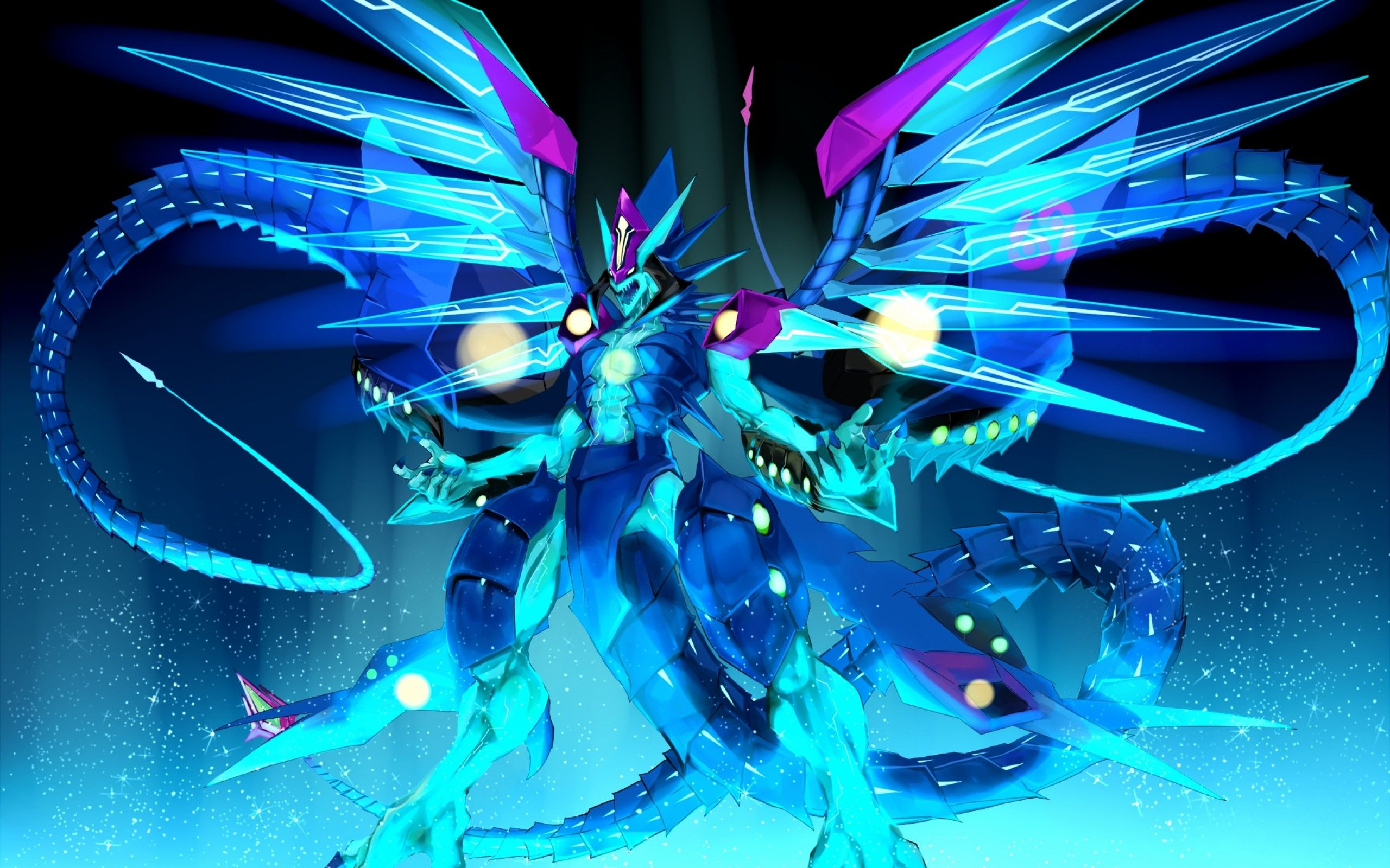 2560x1600 Download 2560x1600 Yu-gi-oh! Zexal, Galaxy Eyes Prime Photon Dragon ...